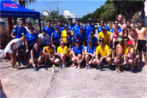 Treino JUST RUN + GP WINTER TRIATHLON 2014
